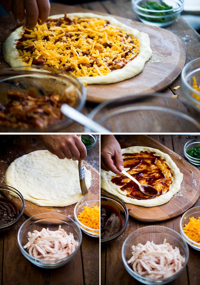 Leftover thanksgiving turkey recipe  on WhiteOnRiceCouple.com