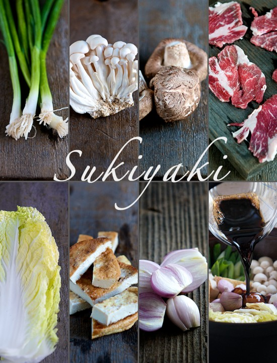 ... easy, and warm one-pot meals. This beef sukiyaki hot pot is one of our