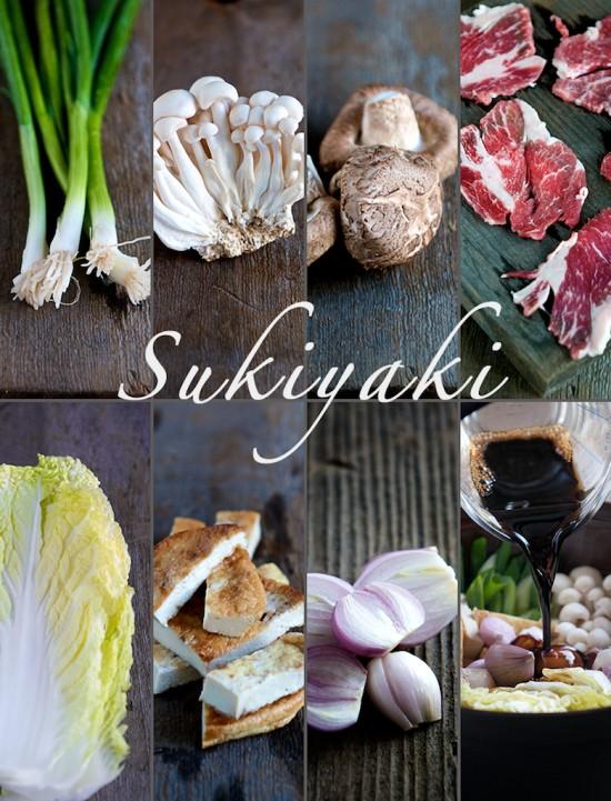 Beef Sukiyaki Hot Pot – Harris Salat Japanese Hot Pots Cookbook ...