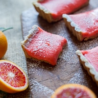 Thumbnail image for Luscious Blood Orange Bars with a Brown Butter Crust