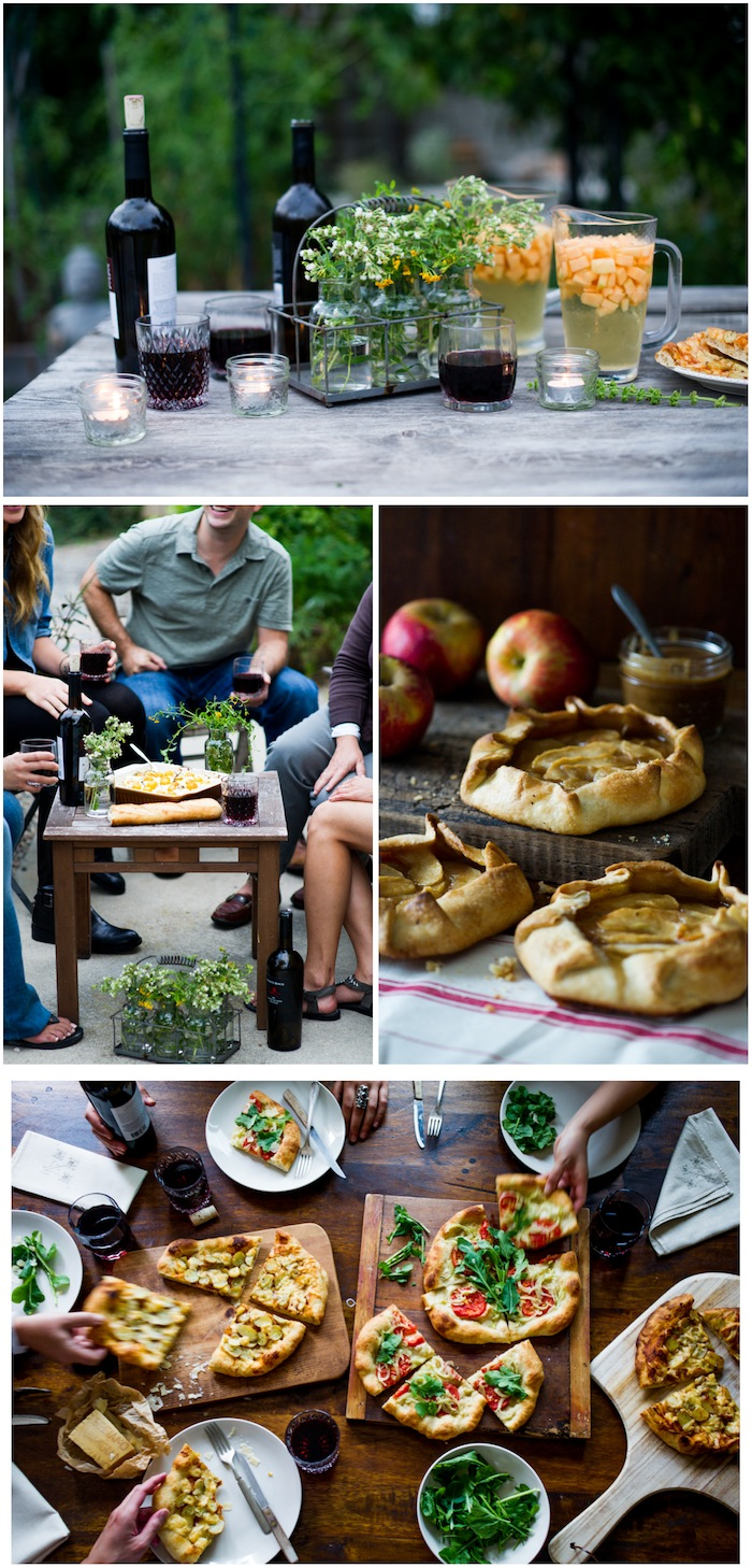 Bountiful Cookbook: Recipes Inspired From Our Garden from WhiteOnRiceCouple.com by Todd Porter and Diane Cu