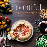 "Thumbnail image for Our ""Bountiful"" Cookbook Preview & Roasted Strawberry Scone Recipe"