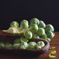 Thumbnail image for For the Love of Brussels Sprouts: Recipes for Holiday and Everyday