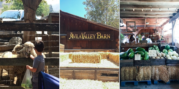 Avila Beach Farm and Avila Beach in San Louis Obispo   @whiteonrice
