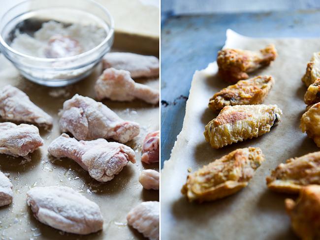 Crispy Honey-Sriracha Glazed Buffalo Wings – White on Rice Couple