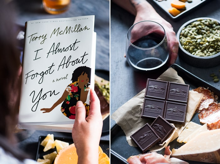 Dark Chocolate Ghirardelli | @whiteonrice