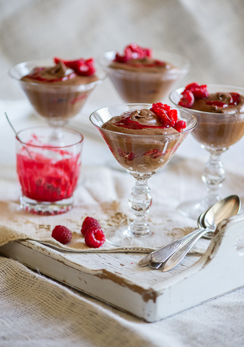 recipe for chocolate mousse