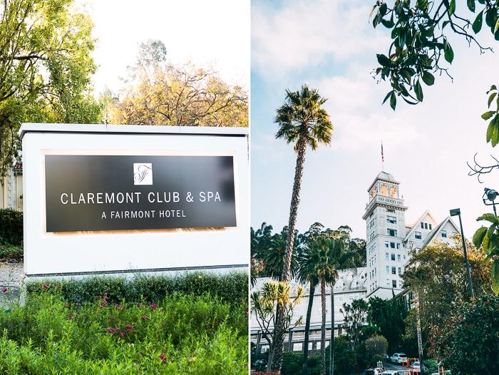 Claremont Club & Spa Fairmont   @whiteonrice