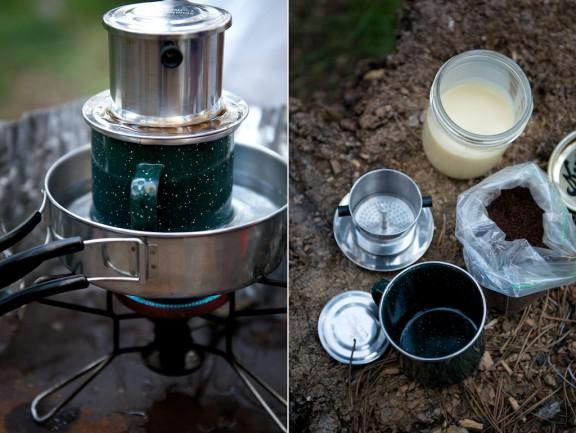 Vietnamese hot coffee Recipe | @whiteonrice