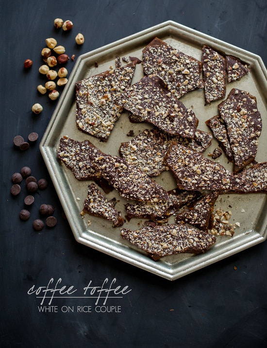 Coffee Toffee Recipe From The Smitten Kitchen Cookbook