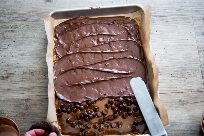 Coffee Toffee Recipe with Espresso Coffee @whiteonrice