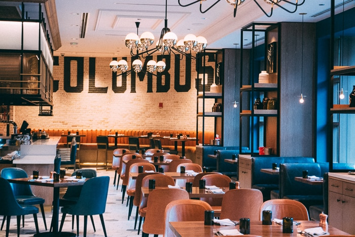 Columbus Tap Fairmont Chicago Menu | @whiteonrice