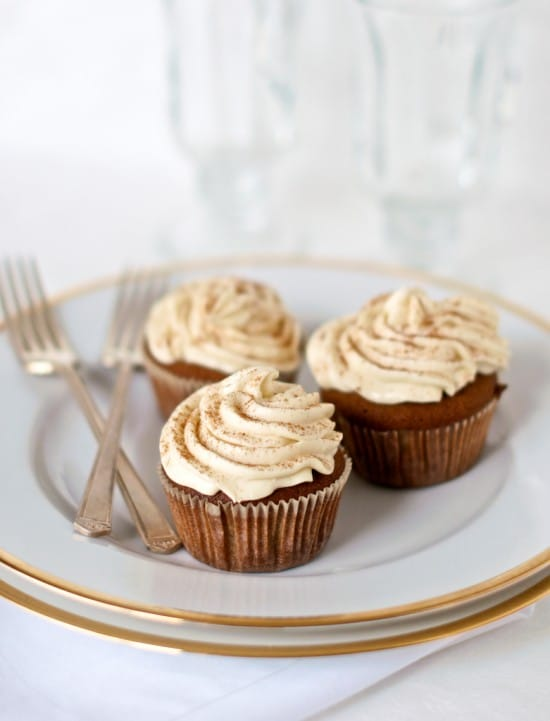 Ginger Icebox Cupcakes Recipe — Dishmaps