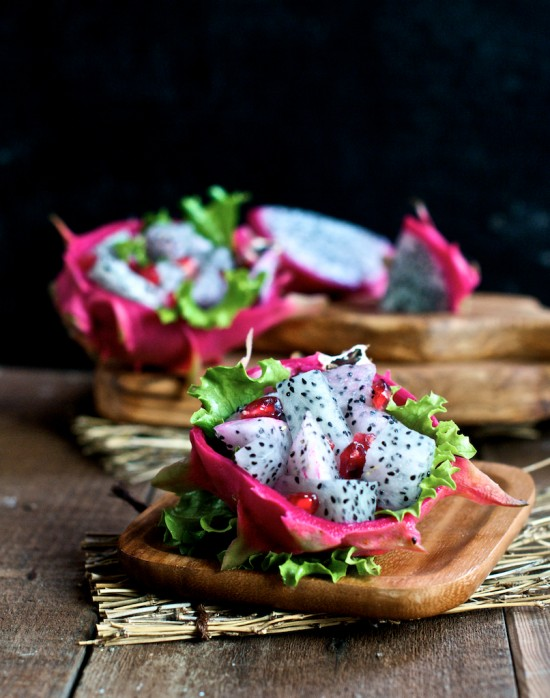 dragon fruit recipe
