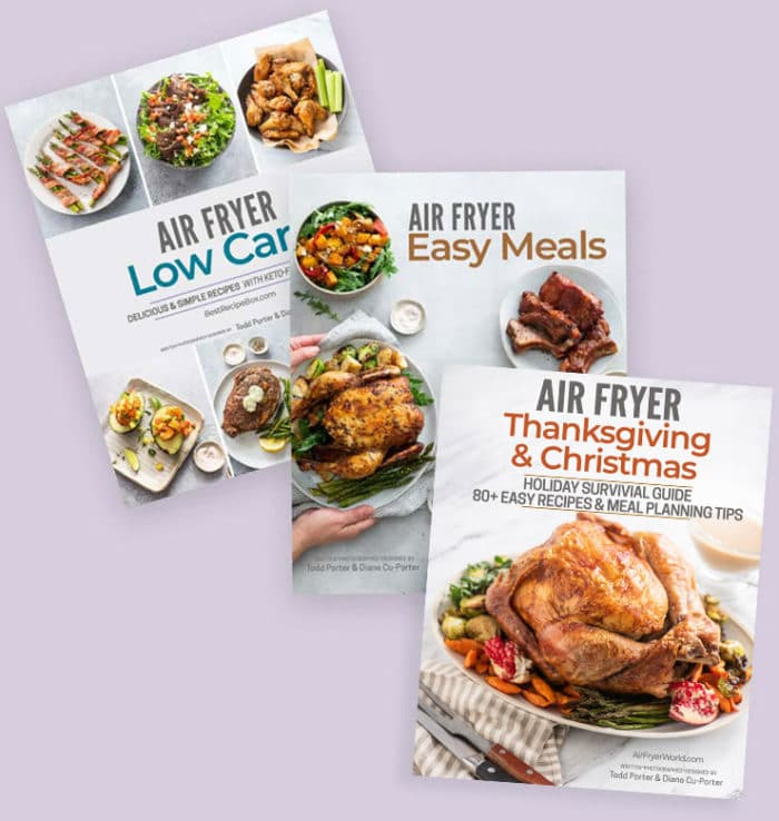 Air Fryer Thanksgiving Cookbook | Air Fryer World