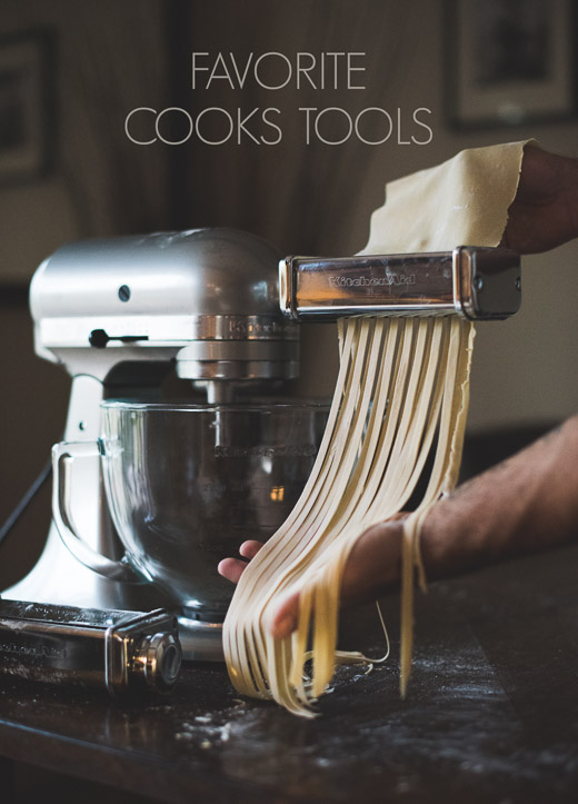Favorite Cooks Tools on WhiteOnRiceCouple.com