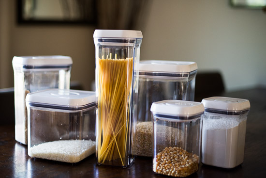 OXO POP Storage Containers on @whiteonrice
