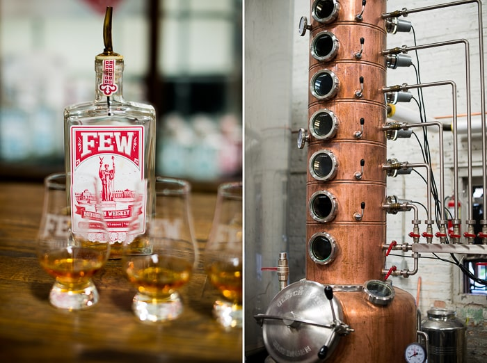 Few Gin and Whiskey Distillery Chicago | @whiteonrice