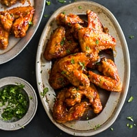 Thumbnail image for Todd & Diane's Sticky Fish Sauce Chicken Wings