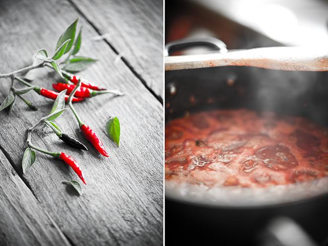 Best Hot Sauce Recipe | Chili Garlic Hot Sauce Recipe @whiteonrice