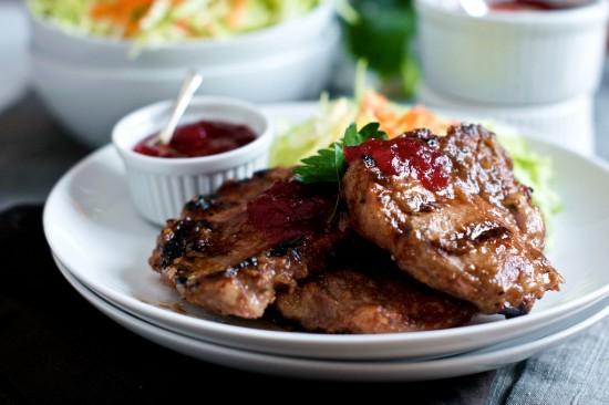 Grillled pork chop recipes