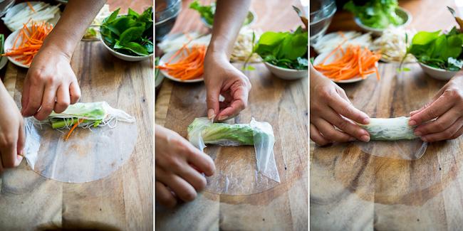 Рисовая бумага рецепты спринг роллов