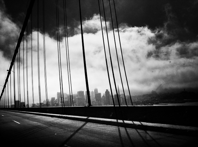 san fråncisco bridge