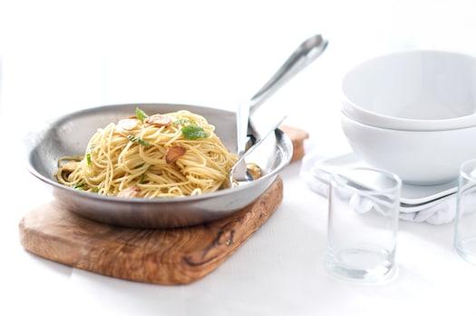 Garlic Noodles Recipe from whiteonricecouple.com