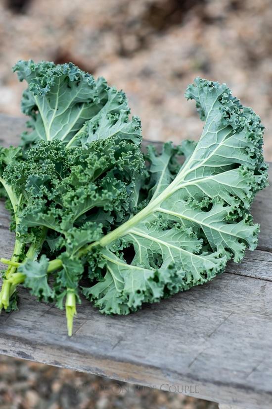 Avocado Massaged Kale Salad Recipe | WhiteOnRiceCouple.com