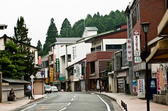 city of koyasan