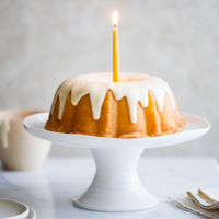 Thumbnail image for Happy Birthday Lemon Bundt Cake Recipe for Bountiful Cookbook