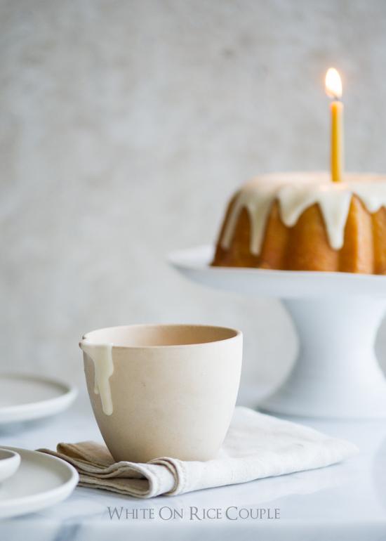 Lemon Bundt Cake Recipe on WhiteOnRiceCouple.com