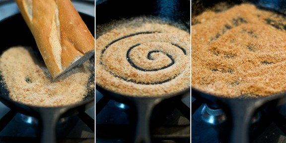 Bread crumbs recipe | White ON Rice Couple