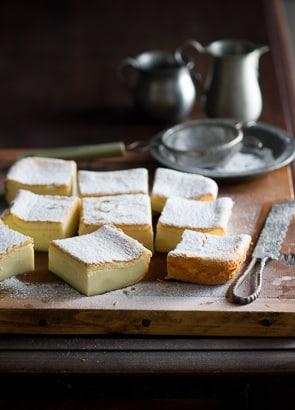 Excellent Magic Custard Cake Recipe Best Magic Custard Pie Recipe Funny Birthday Cards Online Drosicarndamsfinfo