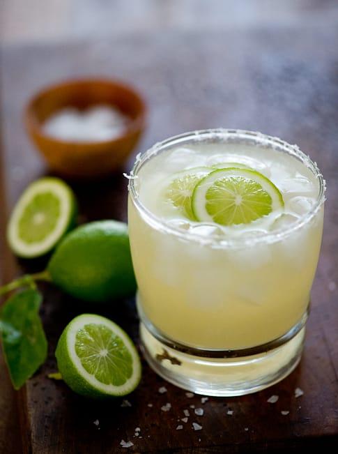 Best Margarita Cocktail Recipe on board