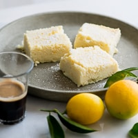 Thumbnail image for Meyer Lemon Magic Custard Cake for Breakfast