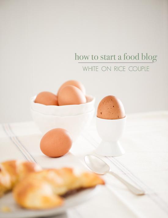 Food Blogging Basics & Tools: How to start