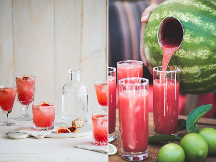 Great Cocktail Recipes using fresh fruits and ingredients | @whiteonrice