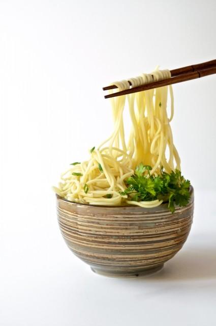 noodle chopstick