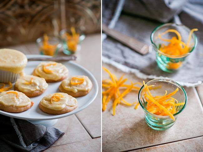 Orange marmalade Cookies