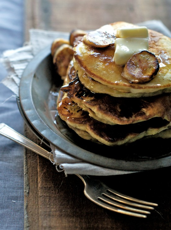 sour cream pancakes recipe by todd and diane whiteonrice