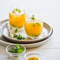 Thumbnail image for Passion Fruit and Mint Cooler