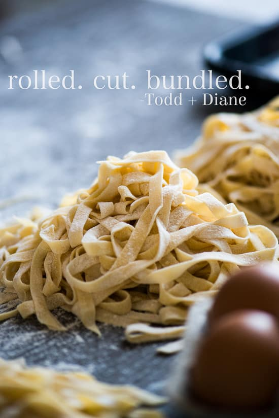 Homemade Pasta recipe| @whiteonrice