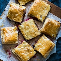 Thumbnail image for Chocolate, Berry and Cream Cheese Danish