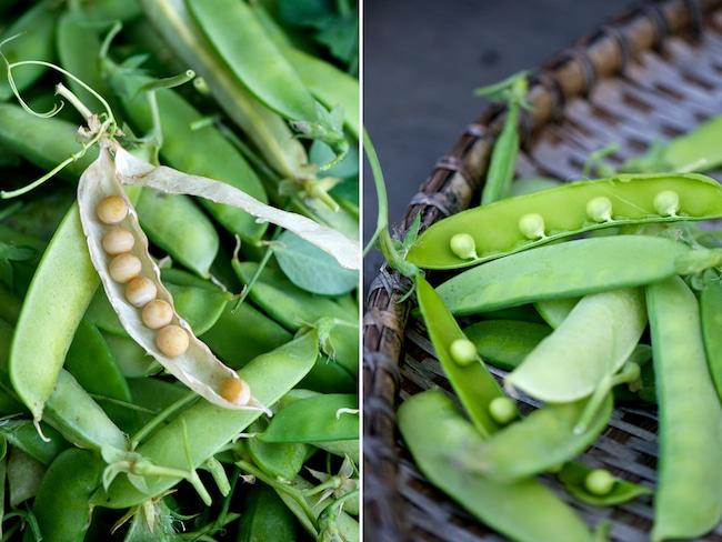 Recipe for Garden peas | WhiteOnRiceCouple.com