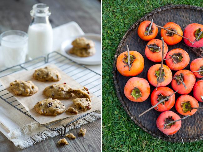 Grandma's Persimmon Cookies Recipe for Mom – White on Rice Couple