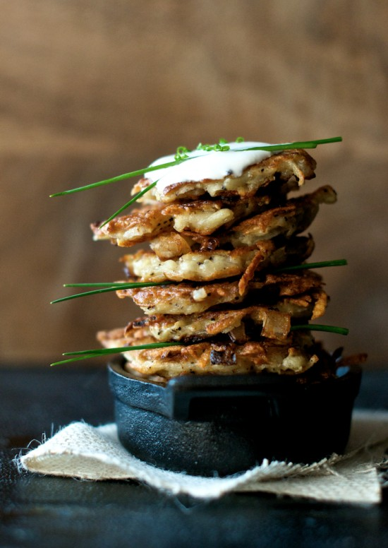 potato latkes potato pancakes