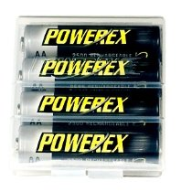 Thumbnail image for Super Batteries- PowerEx Rechargable Batteries