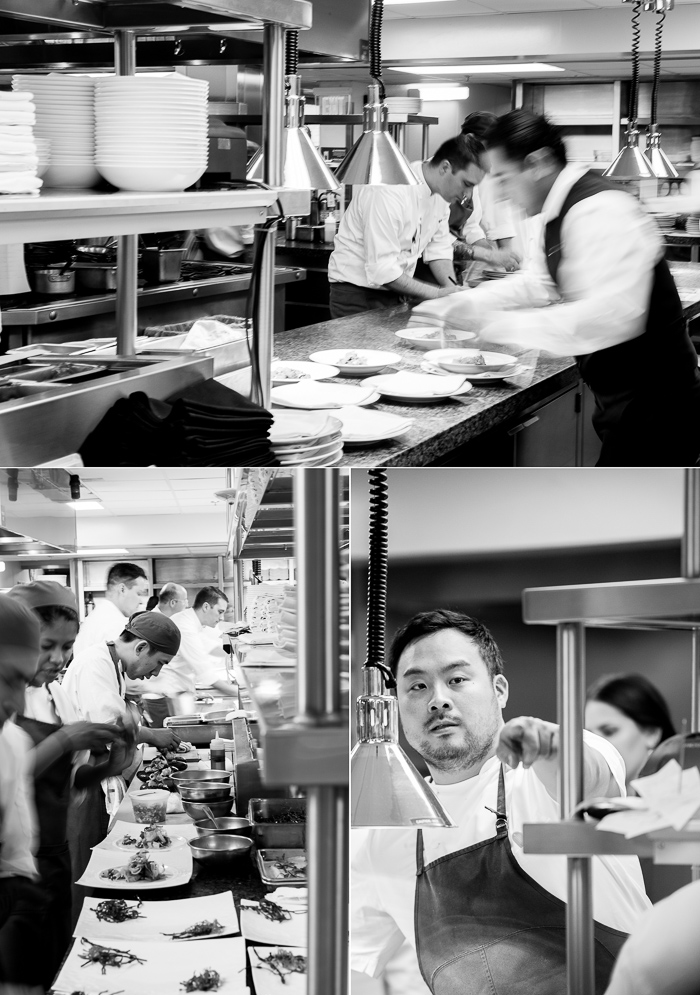Photoshoot with Chef Wolfgang Puck, David Chang, Roy Choi on White On Rice Couple