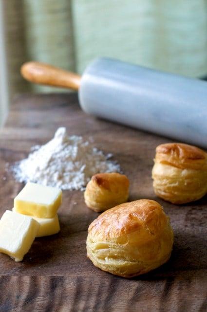 How to Make Puff Pastry Recipe | WhiteOnRiceCouple.com